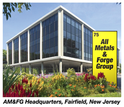 All Metals & Forge Group Headquarters